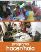 Programa de atención socio-educativa menores y jóvenes de Almanjáyar.